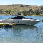 Cruiser for hire - safari from the water