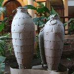 Hotel Los Arcangeles - courtyard 2