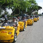 Photo de GoCar GPS Guided Tours