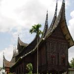 Istana Pagaruyung, West Sumatra 2006