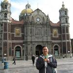 Mexico - Photo taken at the Basilica of the Lady of Guadalupe in Mexico - 2009