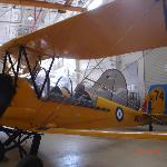 Canadian Air & Space Museum Photo