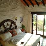 comfortable authentic rooms with balcony