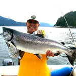 Quadra Island Salmon Fishing Carters