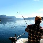 Quadra island Fishinfg Gudes