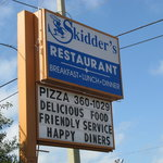 Official Skidder's sign