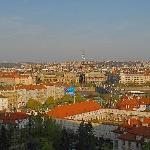 Prague from Castle area