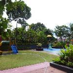 Aryaduta Semanggi -2bed Suites-Play ground