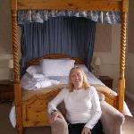 Room 4. Lindisfarne Hotel