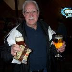 Everybody on the tour chooses two beers to sample and gets a bag of snacks to enjoy in the tasti