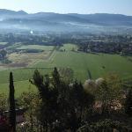 View from Hotel Il Cacciatore