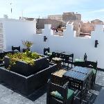 Riad Malaïka terrace