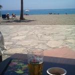 Cool beer!