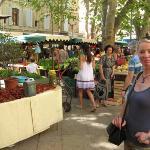 Markt in Aix-en-Provence