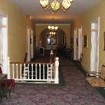 Tarrer Inn, Upstairs Hallway
