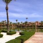 heaven-like amanjena resort@marrakech