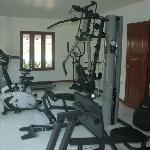 Phi Phi Villa Resort Gym