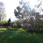 Gages Mill garden