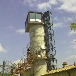 La torre della Fornace adesso ristorante privè