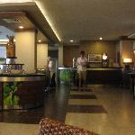 salle restaurant très propre