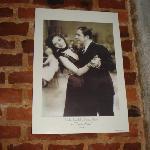 Foto en la sala común