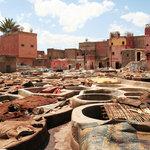 Marrakech Tannery 2