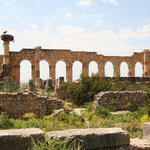 Volubilis - beautiful Roman ruins