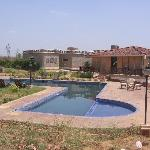 Swimming Pool with restaurant