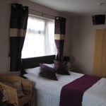One view of our lovely room, called West Looe