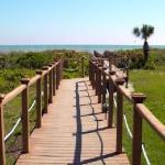 Sand Pointe boardwalk