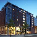 Staybridge Suites External Shot