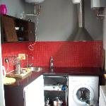 Maja kitchen