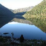 Sendero Laguna Cauñicu