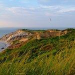 The Aquinnah Cliffs taken by Alexandra Seltzer