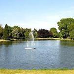 Parque das águas.