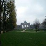 Bruxelles, Parc du Cinquantenaire