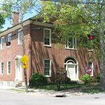 Hopemont, The Hunt Morgan Housebuilt in 1814 by Kentucky's first millionaire, John Wesley Hunt