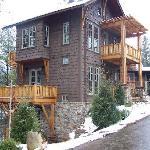 Cheshire cabins
