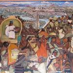 Diego Rivera Mural, National Palace