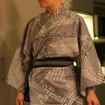 Kimono in the room