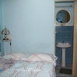 The en-suite room