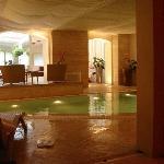 piscina centro benessere