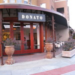 Donato Enoteca main entrance