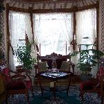 Queen Anne Guest House Parlor