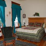 our spacious comfy room