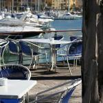 Akvavit's water deck