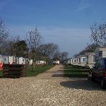 Holiday caravans