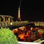 Dinner cruise night view