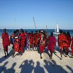 la danza dei masai