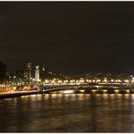 Bridge to Les Invalides - taken the following night